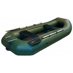 Надувная лодка Лидер Компакт-290 гребная