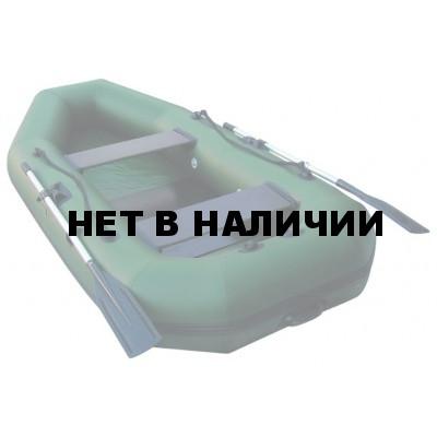 Надувная лодка Лидер Компакт-280 гребная