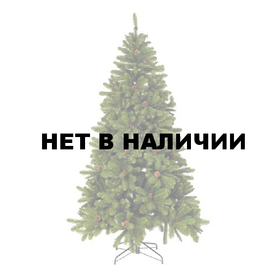 Елка Триумф Императрица с шишками 73238 (185 см)