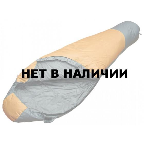 Спальный мешок Antris 120 R серый/оранж