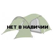 Трехместная туристическая палатка с большим тамбуром KSL Cherokee 3 зеленый