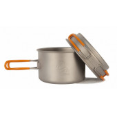Кастрюля Ti Cookware 0,8л Ti TS-012 NZ