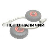 Транцевые колеса модульные из нержавейки НД Патриот