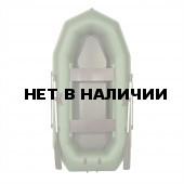 Надувная гребная лодка ПВХ