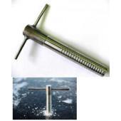 Ввертыш нерж.сталь (130мм, d=16мм) фикс. ручка Urma