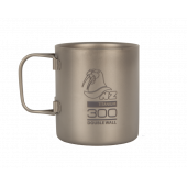 Титановая термокружка NZ Ti Double Wall Mug 300 ml NZ