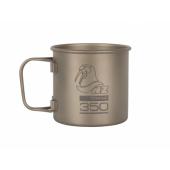 Титановая кружка NZ Ti Cup 350 ml TM-350FH NZ