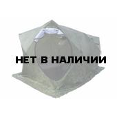 Палатка зимняя ДУБЛЬ 3 Т трехслойная камуфляж СТЭК