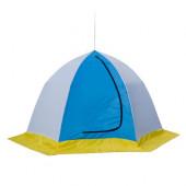 Палатка зимняя ELITE 2 - местная трехслойная (дышащий верх) СТЭК