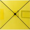 Палатка зимняя КУБ 1,5х1,5  yellow-gray  Helios
