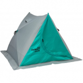 Палатка зимняя двускатная DELTA  Комфорт Helios
