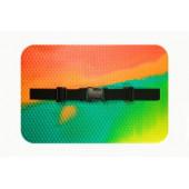 Сидушка туристическая 320*220*12 мм цветная Urma