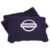 Наволчка с логотипом Nissan Urma