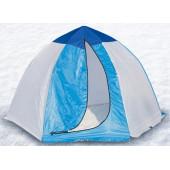 Палатка зимняя Классика (2-местная) алюминиевая звезда СТЭК