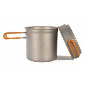 Кастрюля Ti Cookware 1,2л Ti TS-013 NZ