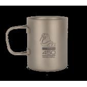 Титановая термокружка NZ Ti Double Wall Mug 450 m NZ