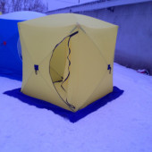 Палатка зимняя КУБ-1 СТЭК