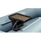 Столик раскладной без удочкодержателей на лик-паз№ 10Патриот