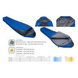 Спальный мешок-кокон Argut 200 H Mobula