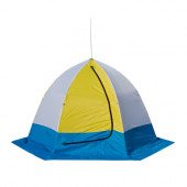 Палатка зимняя ELITE 4 - местная трехслойная (дышащий верх) СТЭК