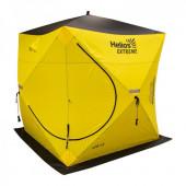 Палатка зимняя КУБ EXTREME 1,8х1,8 v2.0 (широкий вход) Helios