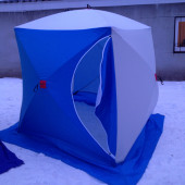 Палатка зимняя КУБ-2 СТЭК