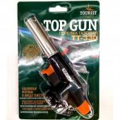 Горелка газовая Top Gun с пьезоподжигом TOURIST