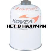 Баллон газовый резьбовой Screw type gas 450 g KOVEA