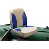 Кресло с поворотным механизмом мягкое Патриот