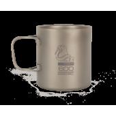Титановая термокружка NZ Ti Double Wall Mug 600 m NZ