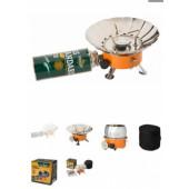 Портативная газовая плита Tulpan-L TOURIST