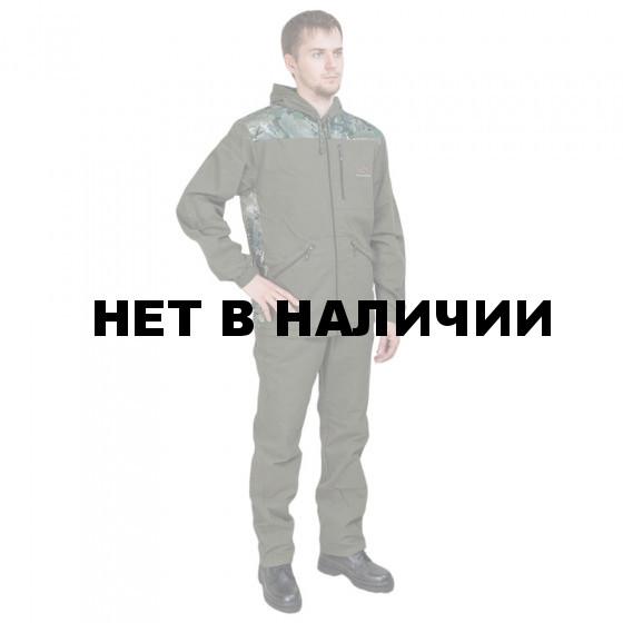 Костюм мужской Дрозд-1 / смесовая, ткань
