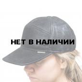 Бейсболка утепленная Город / кож.зам