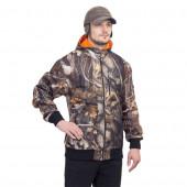 Куртка Лес / мембранное трикотажное полотно