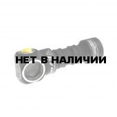 Фонарь Armytek Tiara A1 v2 / Серебро / XP-L Теплый / 470/840lm / 70°:120° / 1xAA или 1x14500