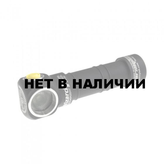 Фонарь Armytek Wizard Pro v3 XHP50 / Серебро/ XP-L / 2300lm / TIR 70°:120° / 1x18650