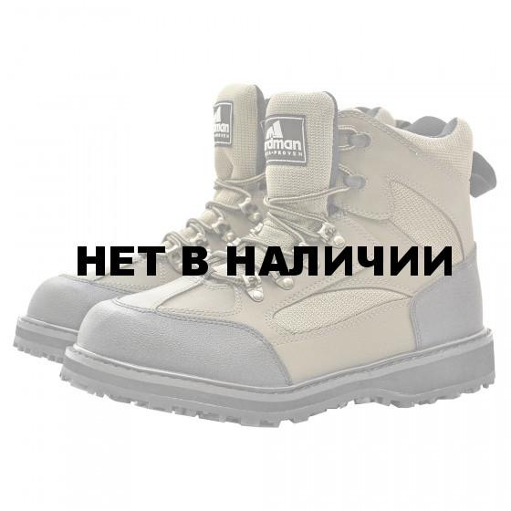 Ботинки Nordman Wade на шнурках с резиновой подошвой для вейдерсов