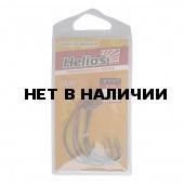Крючок офсетный B-91 №5/0 цвет BC (5шт) Helios