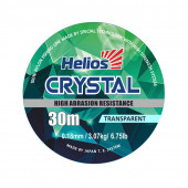 Леска Helios CRYSTAL Nylon Transparent 0,18 мм/30
