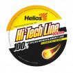 Леска Helios Hi-tech Line Nylon Fluorescent Yellow 0,18 мм/100