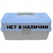 Ящик рыболова двухполочный Helios 33х20х16см