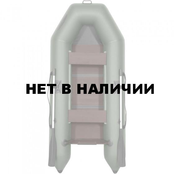 Лодка моторно -гребная ПВХ Лоцман М-260 ЖС
