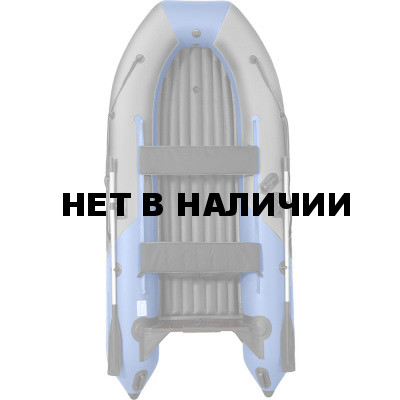 Лодка моторно -гребная ПВХ Пилот М-330 НД НД