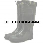 Сапоги мужские высокие с манжетами утепленные ПС 9-1 УТМ