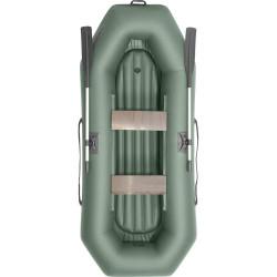 Лодка гребная ПВХ Лоцман С-260 ВНД