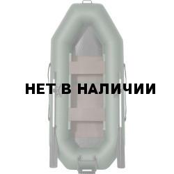 Лодка гребная ПВХ Лоцман С-260 ЖСП