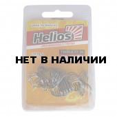 Крючок тройной ST-36 №1 цвет BC (20шт) Helios