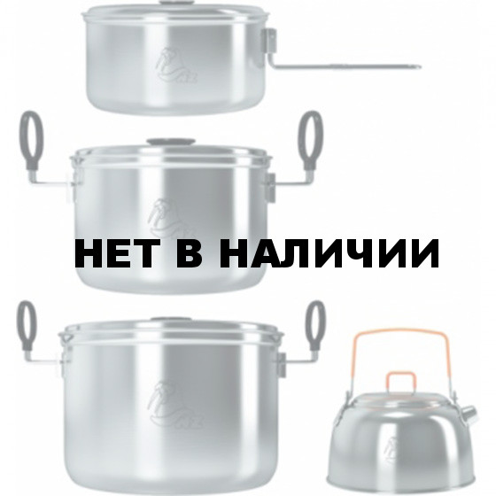 Набор посуды (нерж.) SS-032