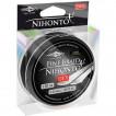 Шнур плетеный Mikado NIHONTO FINE BRAID 0,23 black (150 м) - 20.20 кг.