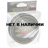 Шнур плетеный Mikado NIHONTO OCTA BRAID 0,10 black (150 м) - 7.75 кг.